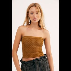 Free People Textured Tube XS/S